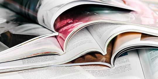 Appl Druck, Ihre Traditionsdruckerei in Pforzheim, druckt auch Zeitschriften